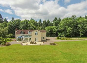 Thumbnail 5 bed detached house for sale in The Haie, Newnham