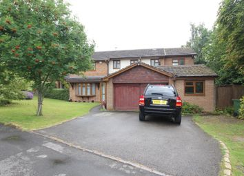 Thumbnail 5 bed detached house to rent in White House Way, Solihull, West Midlands
