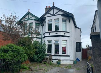 3 bed semi-detached house for sale in Barry Road, Barry CF62