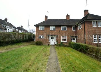 Thumbnail 4 bed detached house to rent in Brookland Hill, London