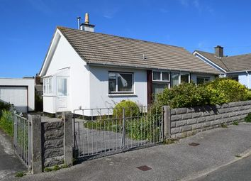 Thumbnail 3 bed detached bungalow for sale in Mitchell Road, Camborne