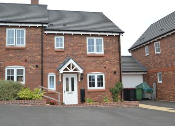 Thumbnail 3 bed end terrace house for sale in Stone Bridge, Newport