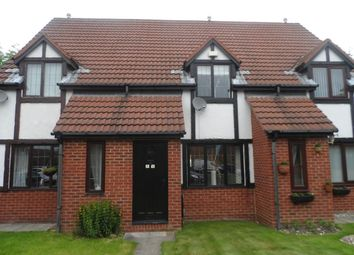Thumbnail 2 bed terraced house to rent in Hadleigh Court, Coxhoe, Durham