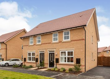 Thumbnail 2 bed semi-detached house for sale in Peppercorn Drive, Northstowe