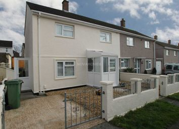 Thumbnail 3 bed semi-detached house for sale in Sherford Crescent, West Park