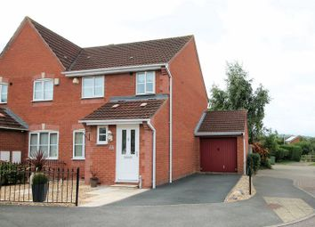 Thumbnail 3 bed semi-detached house for sale in Harleys Field, Abbeymead, Gloucester