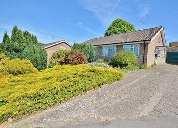 Thumbnail 2 bed semi-detached bungalow for sale in Dunsmore Avenue, Monks Risborough, Princes Risborough