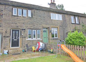 Thumbnail 2 bed terraced house for sale in Elms Hill, Slaithwaite, Huddersfield