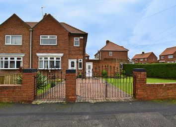 Thumbnail 3 bed semi-detached house for sale in Cambridge Road, New Silksworth, Sunderland