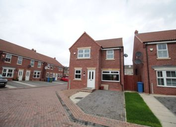 Thumbnail 3 bed detached house for sale in Mulberry Gardens, Goole