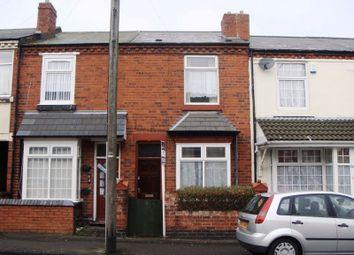 Thumbnail 3 bedroom terraced house for sale in Wellesley Road, Oldbury