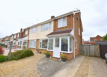 Thumbnail 3 bed semi-detached house for sale in Stirling Avenue, Aylesbury