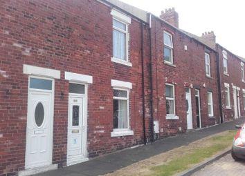 Thumbnail 2 bed terraced house to rent in Baldwin Street, Easington Colliery, Peterlee