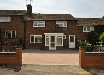 Thumbnail 3 bed terraced house for sale in Cladswell Close, Cookhill, Alcester