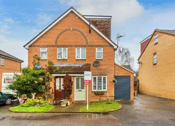 Thumbnail 4 bed semi-detached house for sale in Annett Road, Walton-On-Thames, Surrey