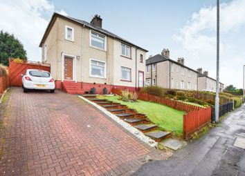 Thumbnail 2 bed semi-detached house for sale in Bredisholm Road, Glasgow