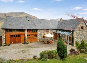 Thumbnail 4 bed barn conversion for sale in Llangynog, Oswestry