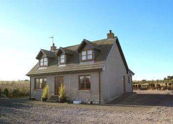 Thumbnail 4 bedroom detached house for sale in Kininmonth, Peterhead