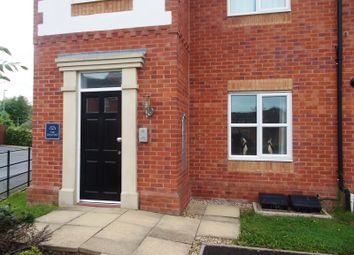 Thumbnail 2 bed flat to rent in Merlin Court, Crewe