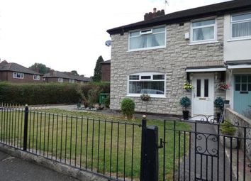 Thumbnail 3 bed end terrace house for sale in Woodlake Avenue, Chortlon, Manchester, Greater Manchester