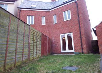 Thumbnail 3 bedroom semi-detached house to rent in Blake Court, Staverton, Trowbridge