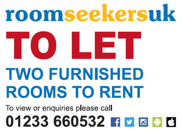 Thumbnail Room to rent in Bawden Close, Canterbury