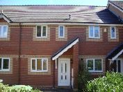 Thumbnail 2 bed terraced house to rent in Hoylake Drive, Warmley