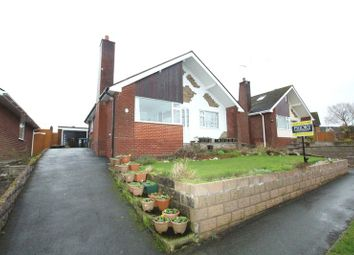 Thumbnail 3 bed detached bungalow for sale in Carriage Drive, Biddulph, Stoke-On-Trent