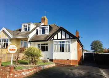 Thumbnail 3 bed semi-detached house for sale in Grove Road, Milton, Weston-Super-Mare