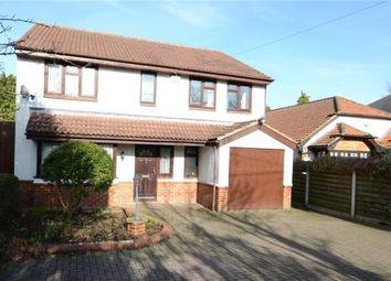 Thumbnail 4 bedroom detached house for sale in Reading Road, Winnersh, Wokingham