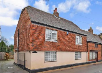 Thumbnail 3 bed cottage for sale in The Street, Bearsted, Maidstone, Kent