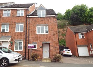 Thumbnail 3 bed end terrace house for sale in Bank End Close, Mansfield, Nottingham, Notts