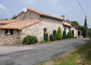 Thumbnail 4 bed equestrian property for sale in St-Aubin-Le-Cloud, Deux-Sèvres, France