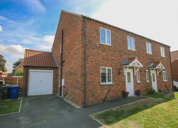 Thumbnail 3 bed semi-detached house for sale in Archer Court, Bishop Norton
