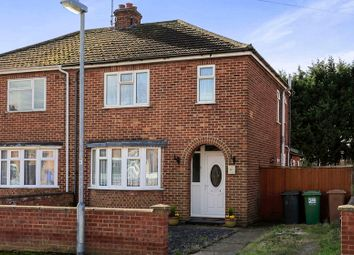 Thumbnail 3 bedroom semi-detached house for sale in Windsor Drive, Stanground, Peterborough