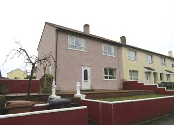 Thumbnail 3 bed end terrace house for sale in Uldale Road, Whitehaven, Cumbria