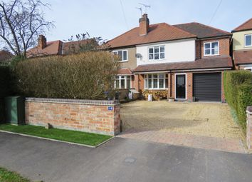 Thumbnail 4 bed semi-detached house for sale in Beamhill Road, Stretton, Burton-On-Trent