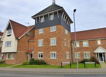 Thumbnail 3 bedroom flat for sale in Old Market Road, Stalham, Norwich