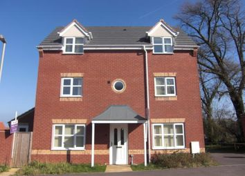 Thumbnail 4 bed terraced house to rent in Mundesley Road, Hamilton, Leicester