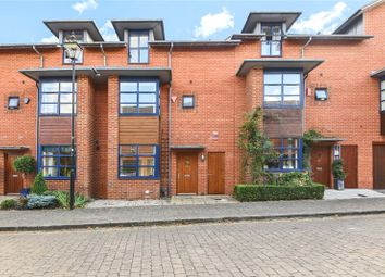 Thumbnail 3 bed terraced house for sale in Silchester Place, Winchester, Hampshire