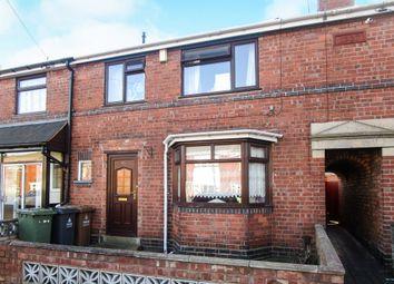 Thumbnail 3 bedroom terraced house for sale in Heathfield Lane, Darlaston, Wednesbury
