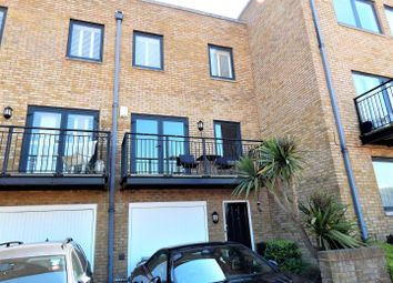 Thumbnail 4 bed town house for sale in Church Lane, The Historic Dockyard, Chatham