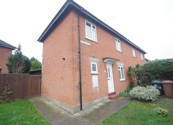 Thumbnail 2 bedroom semi-detached house to rent in Revels Road, Hertford