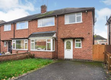 Thumbnail 3 bed semi-detached house for sale in Dale Close, Warwick