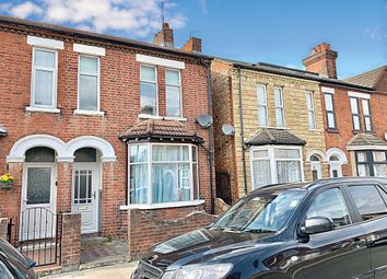 Thumbnail End terrace house to rent in Honeyhill Road, Bedford