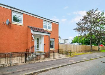 Thumbnail 2 bed end terrace house for sale in Greenrig, Uddingston, Glasgow
