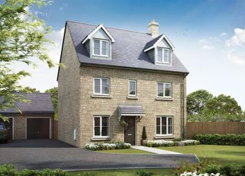 Thumbnail 5 bed detached house for sale in Launton Road, Launton, Bicester
