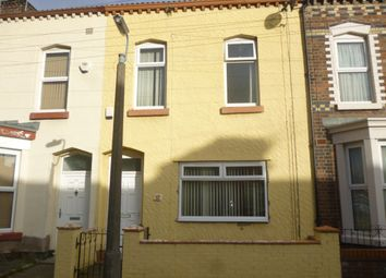 Thumbnail 3 bed terraced house to rent in Bishops Road, Liverpool