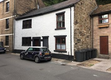 Thumbnail 2 bed cottage to rent in Dyehouse Lane, New Mills, High Peak