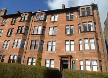 Thumbnail 1 bed flat to rent in Marlborough Avenue, Glasgow